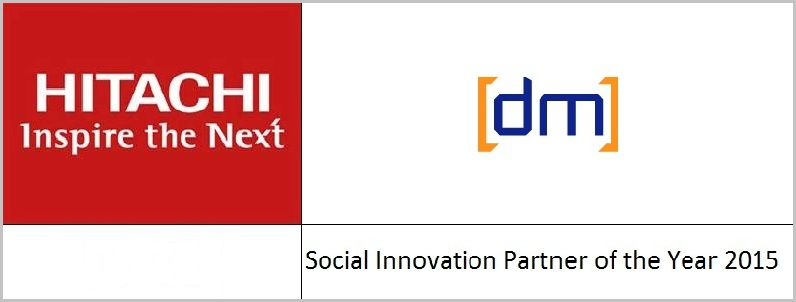 Social Innovation Partner 2015!