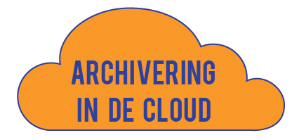 Archivering in de Cloud
