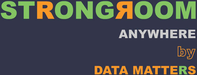 STRONGROOM ANYWHERE  by DATA MATTERS